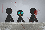Stick Figure Tests - Labatory Of Horror