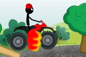 ATV Stickman Ride Screenshot 1