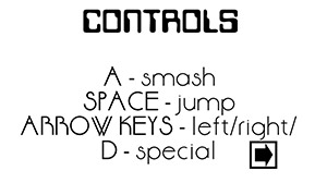 stick smasher controls