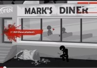 Sift Heads Cartels Shooting at Mark's Diner