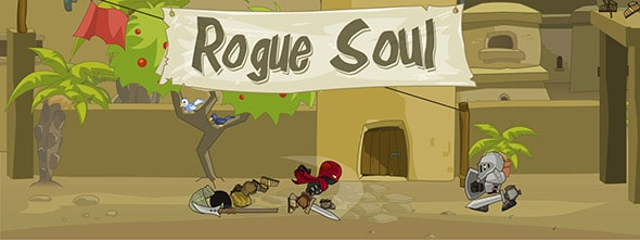 image of Rogue Soul 2 gameplay