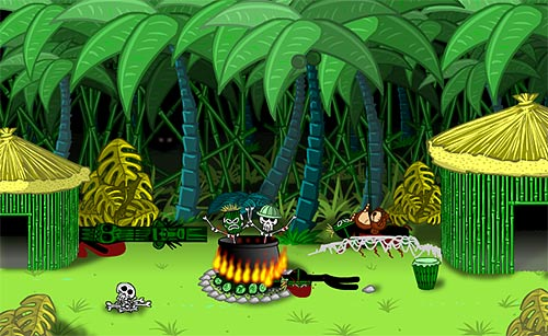 Stickman Jam Tribe Screenshot