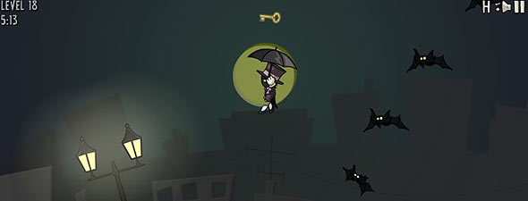 image of game scene from Stickman The Gentlmeman game