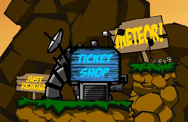 Death Escape: Ticket Shop