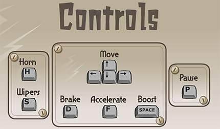 image of The Soul Driver (controls)
